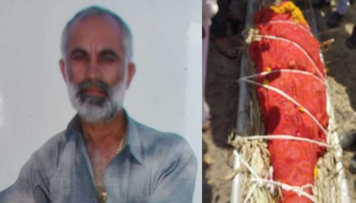 પાક નિષ્ફળ જતાં જામનગરના ખેડૂતનો આપઘાત, તંત્રમાં દોડધામ