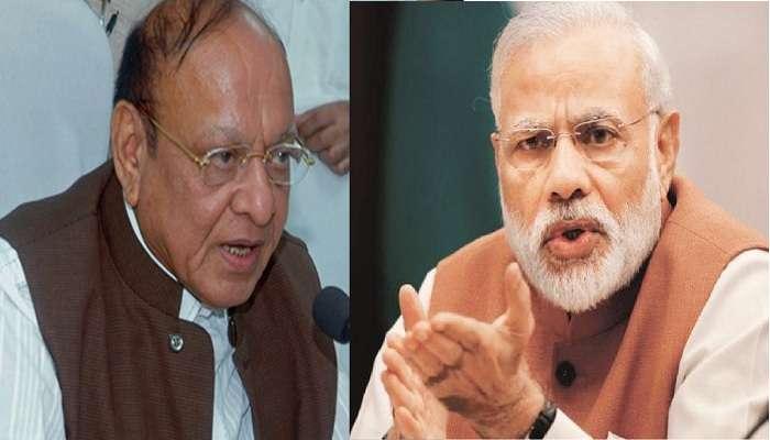 શંકરસિંહની PMને ચેલેન્જ, કહ્યું-ભાજપ-RSSમાં કોઈ મુસ્લિમને બેસાડીને બતાવો