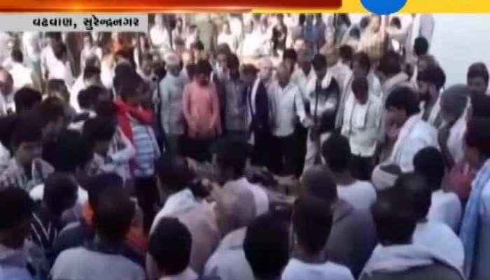 surendranagar Funeral of 6member of famiy