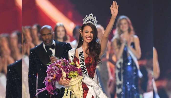 Miss Universe 2018 : ફિલિપિન્સની સુંદરી પાસે ઝાંખી પડી ભારતની નેહલ, જુઓ 10 તસવીરો