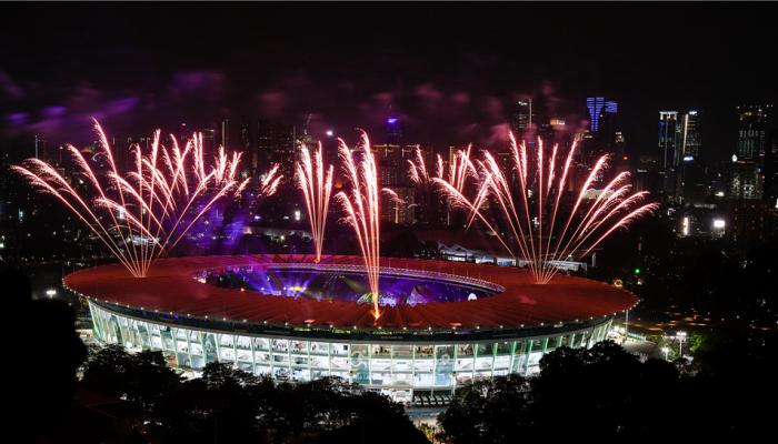 Asian Games 2018: જુઓ ઓપનિંગ સેરેમનીની ખાસ તસ્વીરો