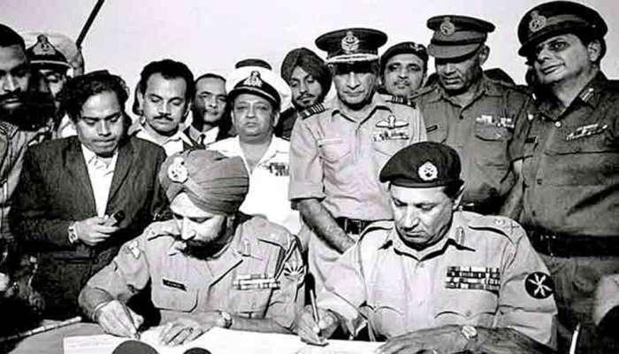 વિજય દિવસ: ભારતીય સેનાના આ 5 જાંબાઝ, જેમના શૌર્યના પ્રતાપે 1971માં પાકિસ્તાનને ચટાડી હતી ધૂળ