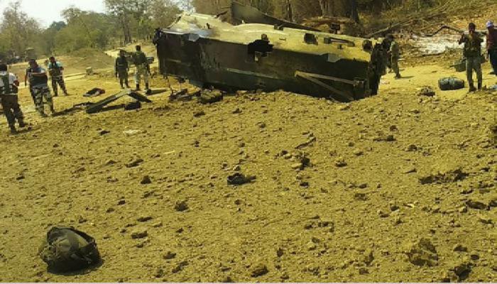 ಸುಕ್ಮಾದಲ್ಲಿ ನಡೆದ ನಕ್ಸಲ್ ದಾಳಿ ಒಂದು 'ದುರಂತ': ರಾಹುಲ್ ಗಾಂಧಿ