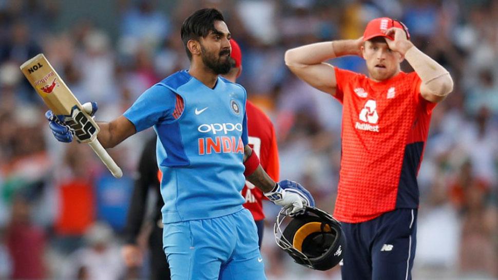 ಭಾರತ-ಇಂಗ್ಲೆಂಡ್ ನಡುವಿನ ಮೊದಲ ಟಿ-20 ಪಂದ್ಯದಲ್ಲಿ ಭಾರತಕ್ಕೆ ಭರ್ಜರಿ ಜಯ