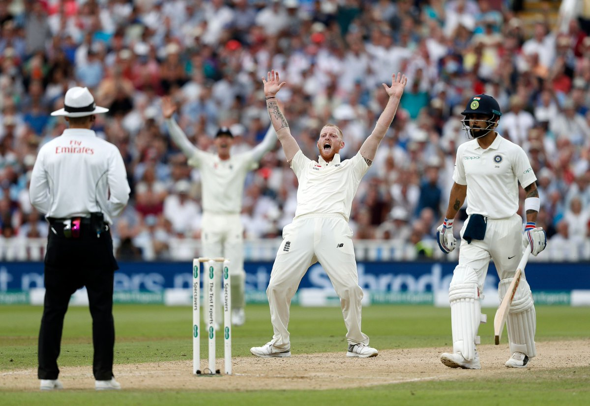 ಮೊದಲ ಟೆಸ್ಟ್ ನಲ್ಲಿ ಇಂಗ್ಲೆಂಡ್ ವಿರುದ್ಧ ಭಾರತಕ್ಕೆ 31 ರನ್ ಗಳ ಸೋಲು