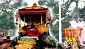 ಐತಿಹಾಸಿಕ 'ಜಂಬೂ ಸವಾರಿ'ಗೆ ಚಾಲನೆ ನೀಡಿದ ಸಿಎಂ ಕುಮಾರಸ್ವಾಮಿ