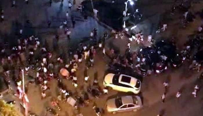 VIDEO:ಜನರ ಮಧ್ಯೆ ಕಾರು ನುಗ್ಗಿಸಿದ ವ್ಯಕ್ತಿ ನಡೆಸಿದ ಚಾಕು ದಾಳಿಗೆ 9 ಬಲಿ, 46 ಜನರಿಗೆ ಗಾಯ