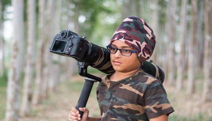 10ನೇ ವಯಸ್ಸಿನಲ್ಲೇ ಈ ಭಾರತೀಯ ಬಾಲಕನಿಗೆ ಅಂತರಾಷ್ಟ್ರೀಯ ವನ್ಯಜೀವಿ ಛಾಯಾಗ್ರಾಹಕ ಪ್ರಶಸ್ತಿ