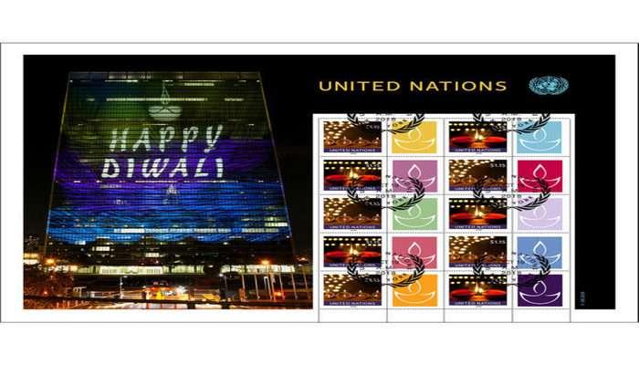 ದೀಪಾವಳಿ ಪ್ರಯುಕ್ತ ಭಾರತಕ್ಕೆ ವಿಶೇಷ ಗಿಫ್ಟ್ ನೀಡಿದ ವಿಶ್ವಸಂಸ್ಥೆ