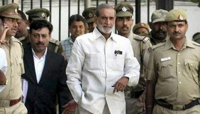 1984ರ ಸಿಖ್ ವಿರೋಧಿ ದಂಗೆ: ಕಾಂಗ್ರೆಸ್ ನಾಯಕ ಸಜ್ಜನ್ ಕುಮಾರ್'ಗೆ ಜೀವಾವಧಿ ಶಿಕ್ಷೆ