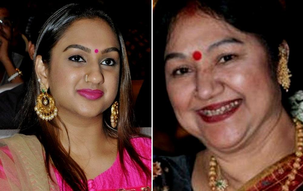 பிரீத்தா விஜயகுமார் - மஞ்சுளா விஜயகுமார்