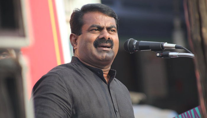 Seeman trolls BJP