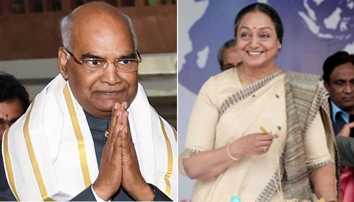 ஜனாதிபதி தேர்தல்: ராம்நாத் கோவிந்த் vs மீராகுமார்