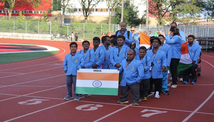 உலக குள்ளமான மாற்றுத்திறனாளிகள் போட்டி : இந்திய வீரர்கள் 37 பதக்கங்களை வென்று சாதனை