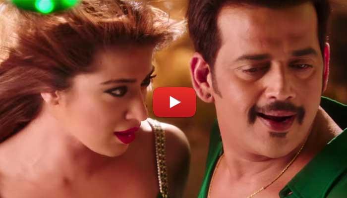 'ஜூலி-2' படத்தின் 'கரமா கரமா' பாடல் வீடியோ!!