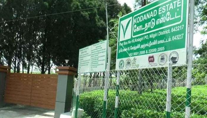 6வது நாளாக கோடநாடு எஸ்டேட்டில் ஐடி ரெய்டு