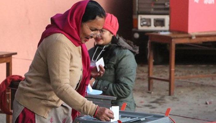 நேபாள தேர்தல்: இரண்டாம் கட்ட வாக்குப்பதிவு!
