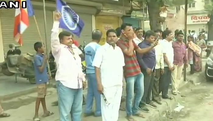 #BhimaKoregaonViolence :பீமா கோரேகாவ் வன்முறை