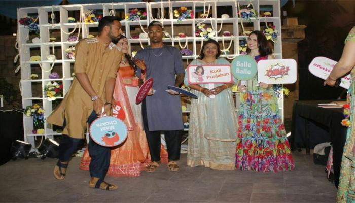 ஹார்திக் பாண்டியா - எல்லி அவேரம்