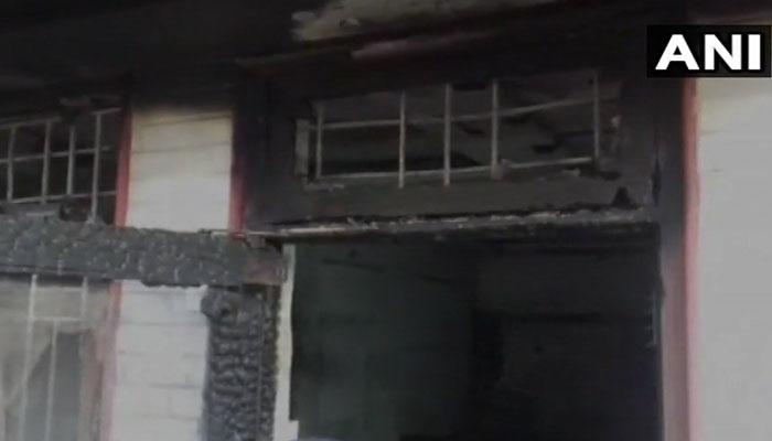 ஜெய்ப்பூர் தீ விபத்து-ஒரு குடும்பத்தில் 5 பேர் பலி!!