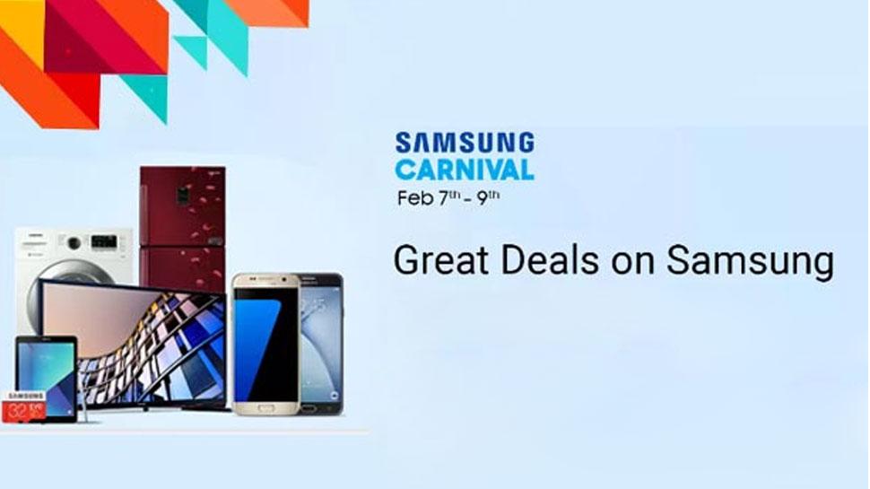 முந்துங்கள் மக்களே! Flipkart-ல் Samsung சாதனங்களுக்கு Offer!