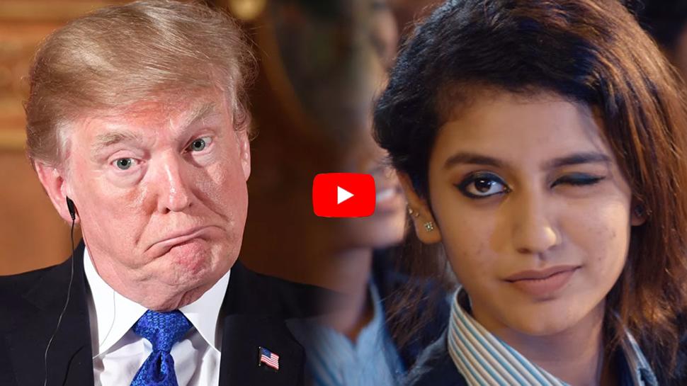 """Video: """"மாணிக்ய மலரயா"""" - இது ப்ரியா, ட்ரம்ப் வெர்ஷன்!"""