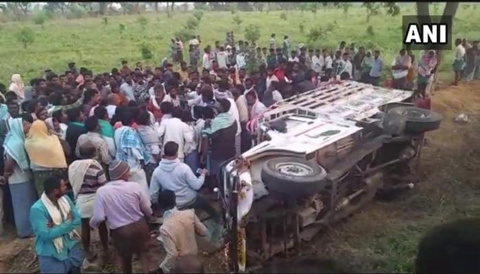 மகா சிவராத்திரி வழிபாட்டிற்கு சென்ற 5 பக்தர்கள் பலி!