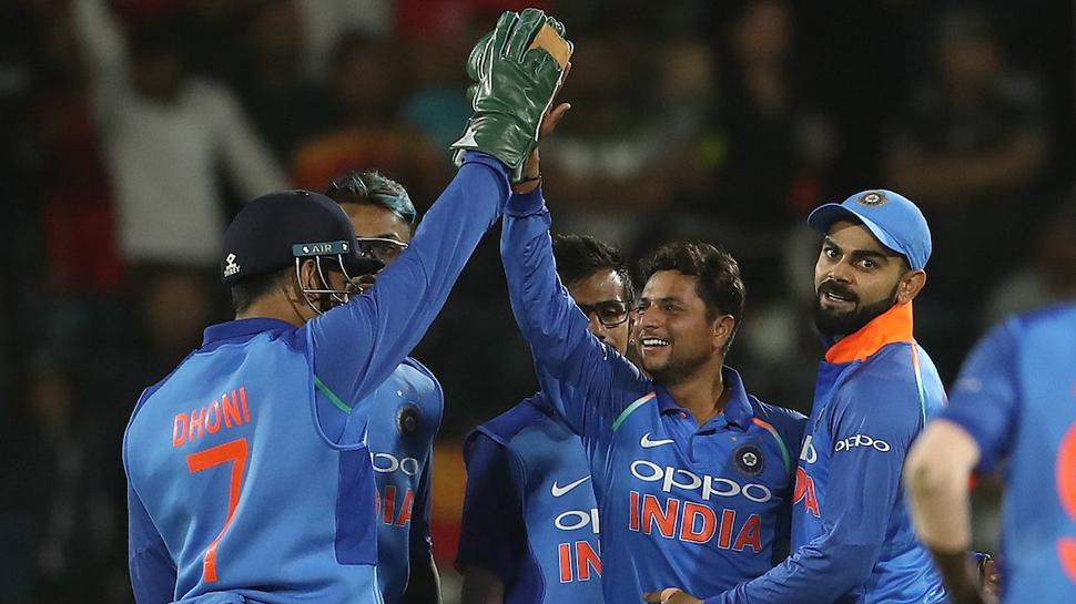 INDvsSA: அபார வெற்றியுடன் தொடரை வென்றது இந்தியா!
