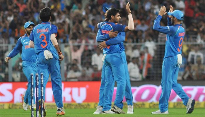 INDvSL, T-20 match: 6 விக்கெட் வித்தியாசத்தில் இந்தியா அபார வெற்றி!