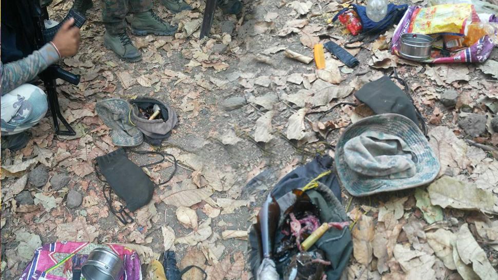 மாவோயிஸ்டகள் நடத்திய தாக்குதலில் சிக்கி 9 CRPF வீரர்கள் பலி!