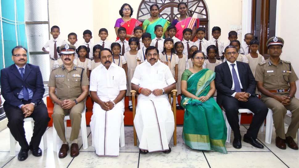 நீதி, சிறைத்துறை தொடர்பான பல்வேறு திட்டங்கள் -TN Govt!