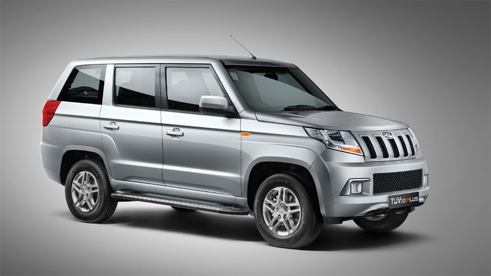 See Pic's!! Mahindra TUV300 Plus Prices and Variants Explained