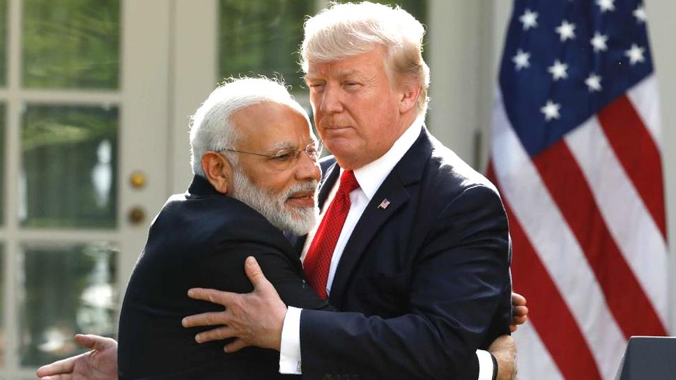 அமெரிக்காவுடன் இந்தியா முதல் முறையாக வர்த்தக ஒப்பந்தம் :டிரம்ப்...