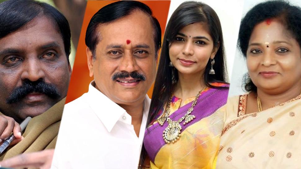 #MeToo விவகாரத்தில் சின்மயிக்கு ஆதரவாக பாஜக தலைவர்கள்!
