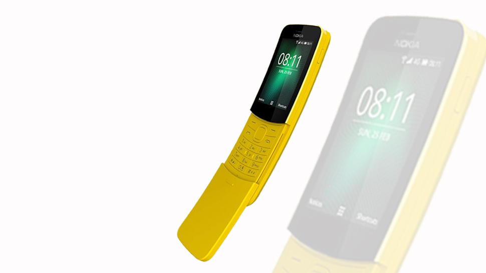 Nokia-வின் மலிவு விலை 4G போன் Nokia 8110 வெளியானது!