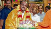 இன்று முதல்வராக பதவியேற்கின்றார் HD குமாரசாமி!