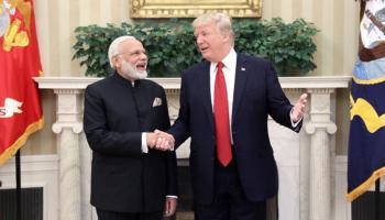 இந்தியா - அமெரிக்கா இரு நாடுகளும் இணைந்து தீவிரவாதத்தை முறியடிக்கும்