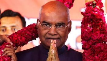 நாட்டின் 14வது ஜனாதிபதியாக ராம்நாத் கோவிந்த் தேர்வு!