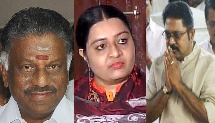ஆர்கேநகர் தொகுதி அதிமுக-வின் 3 அணிகள் போட்டி