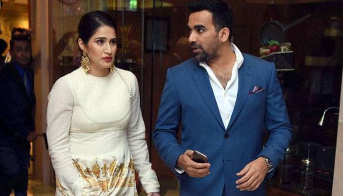 ஜாகீர் கானுடன் நடிகை சகரிகா கட்ஜ்க்கு நிச்சயதார்த்தம்