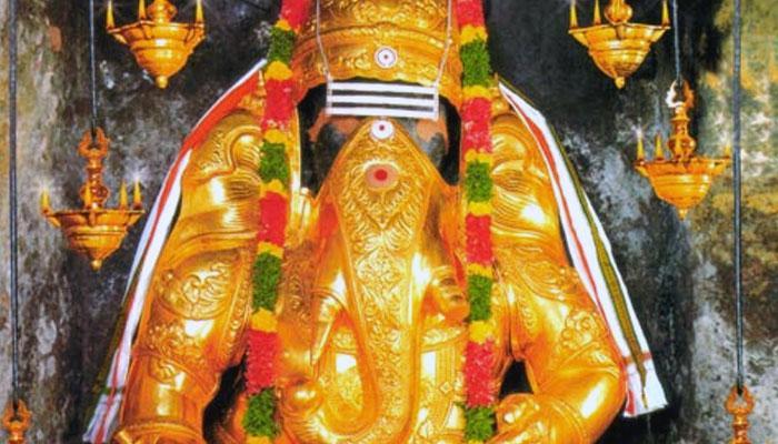 பிள்ளையார்பட்டி கற்பக விநாயகர் கோவில் கும்பாபிஷேகம்