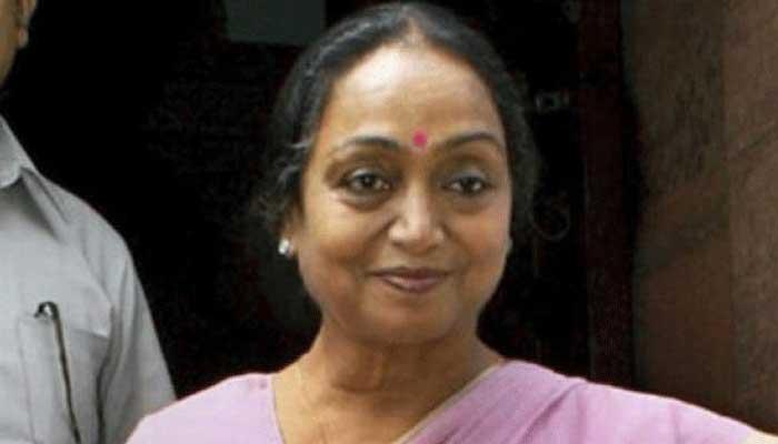 ஜனாதிபதி தேர்தல்: எதிர்க்கட்சி வேட்பாளர் மீரா குமார்!!