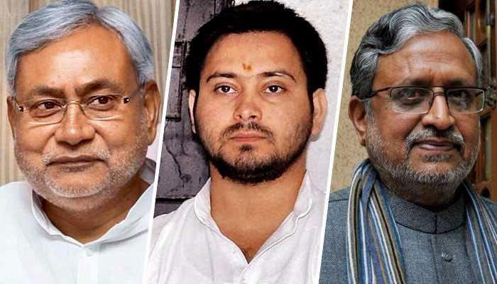 பீகார் சட்டசபை நம்பிக்கை வாக்கெடுப்பு: நிதிஷ் குமார் தலைமையிலான அரசு வெற்றி
