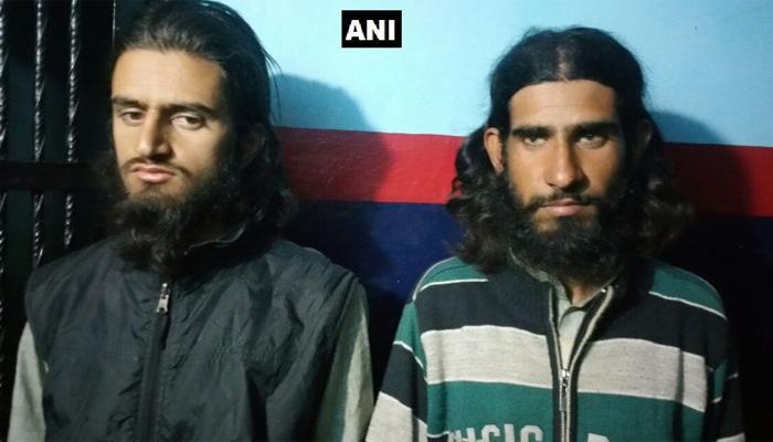 ஜம்முவில் 2 பயங்கரவாதிகள் பிடிபட்டனர்!