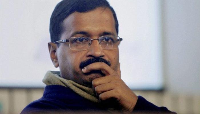 அதிர்ச்சி: டெல்லி முதல்வர் அரவிந்த் கெஜ்ரிவாலின் கார் திருடப்பட்டது