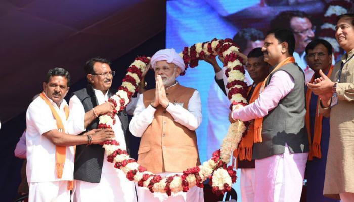 125 கோடி இந்தியர்கள் என் உயிர் மூச்சு: பிரதமர் மோடி!