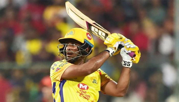IPL 2018: ஐதரபாத் அணியை தும்சம் செய்த அம்பத்தி ராயுடு!