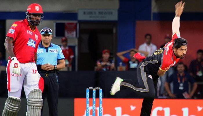 IPL 2018: உமேஷ் யாதவ் அசத்தல்; பெங்களூரு 10 விக்கெட் வித்தியாசத்தில் வெற்றி