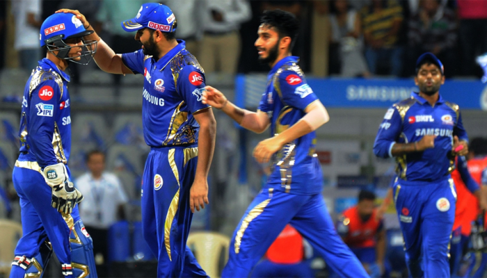 IPL_2018: பஞ்சாப்பை புரட்டி போட்டு மும்பை அணி வெற்றி!
