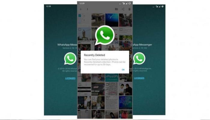 WhatsApp-ல் நீக்கப்பட்ட வீடியோக்களை திரும்ப பெருவது எப்படி?